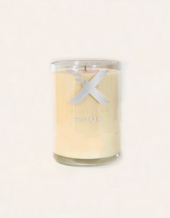 Crush Candle . Cashmere